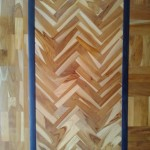 model herringbone